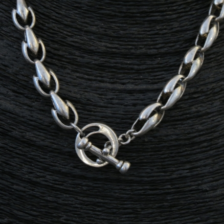 Collier Miao maille mode