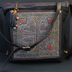Sac Broderie Ancienne