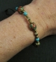 Bracelet fantaisie ajustable