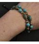 Bracelet fantaisie Turquoise
