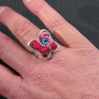 Fantasy Butterfly Ring