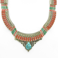 Tibetan Princess Princess Necklace