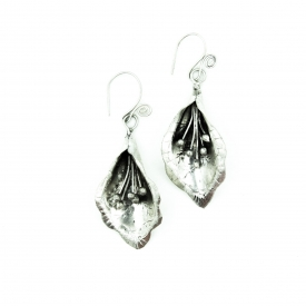 Arums handmade earrings