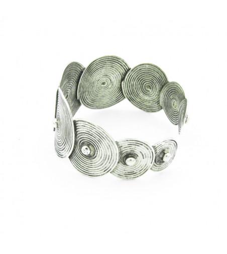 Degressive spiral cuffs