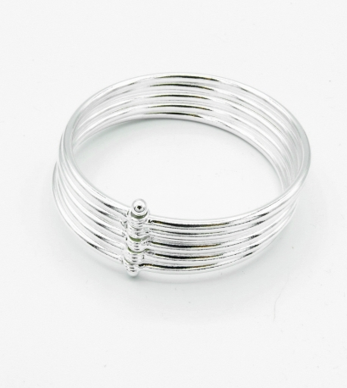 Bracelet 5 joncs