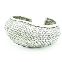 Wide Tweed Cuff
