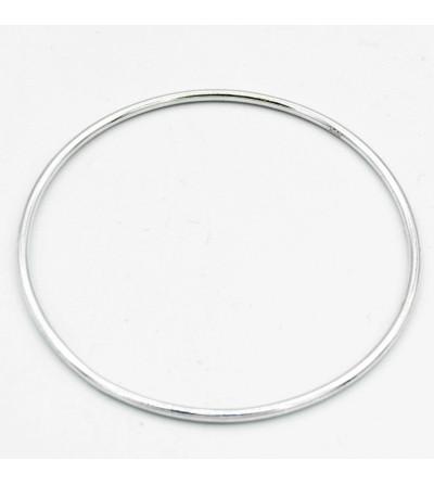 Thin band bracelet