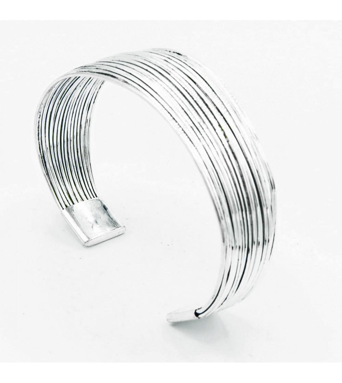 Chic Flat Beam Bracelet