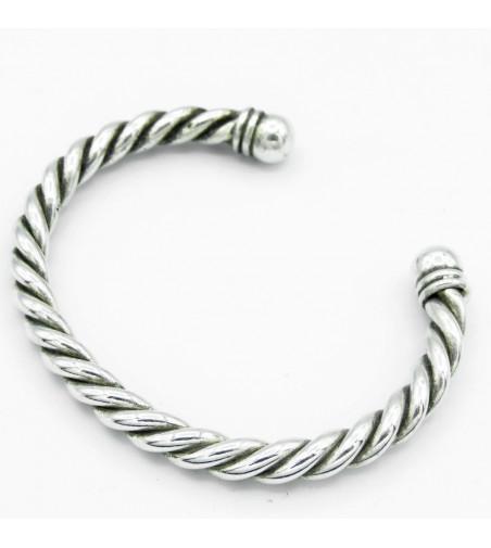 Bracelet Torsade antique