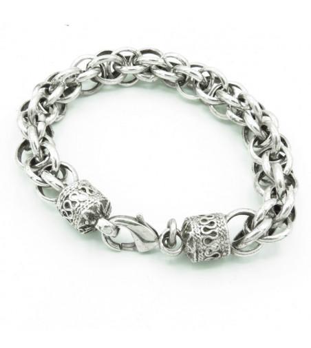 Bracelet Maille Torque Miao