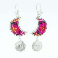 Original Moon Earrings