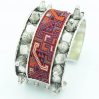 Traditional Miao cuff