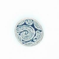 Broche batik ancien