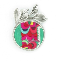 Broche Miao Traditionnelle