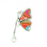 Miao Butterfly Brooch