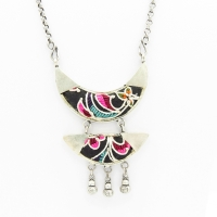 Collier Miao traditionnel