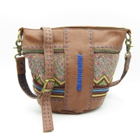 Fawn Leather Bag