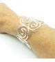Bracelet arabesque