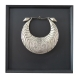 Miao phenix dragon necklace