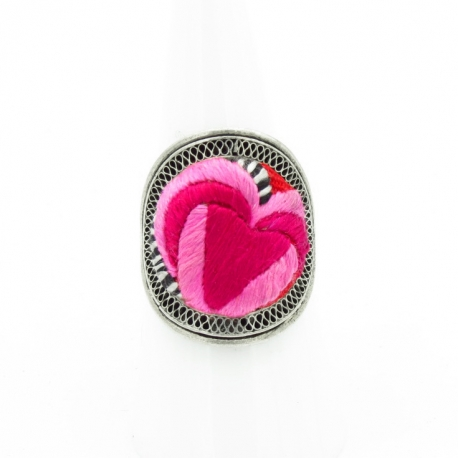 Bague Fantaisie Girly