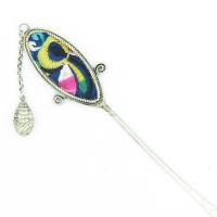Miao colour Hairpin
