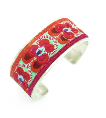 Bracelet Fleurs Yunnan
