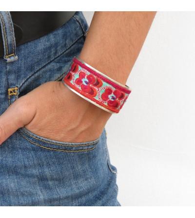 Yunnan Flowers bracelet