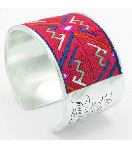 Bracelet Manchette Ethnique