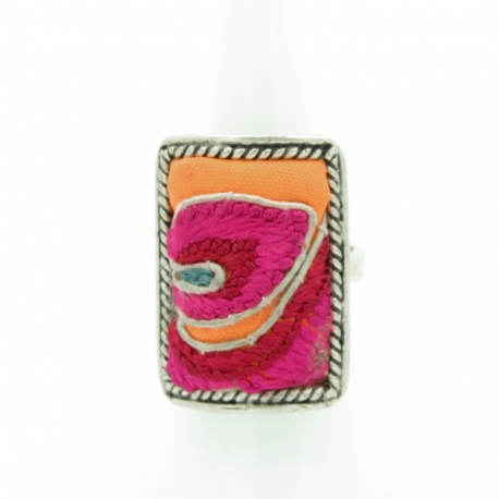 Ring Hmong Embroidery