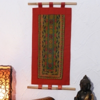 Miao embroidery wall decoration